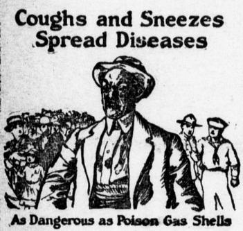 Coughs and Sneezes Spread Diseases [Public Service Announcement]