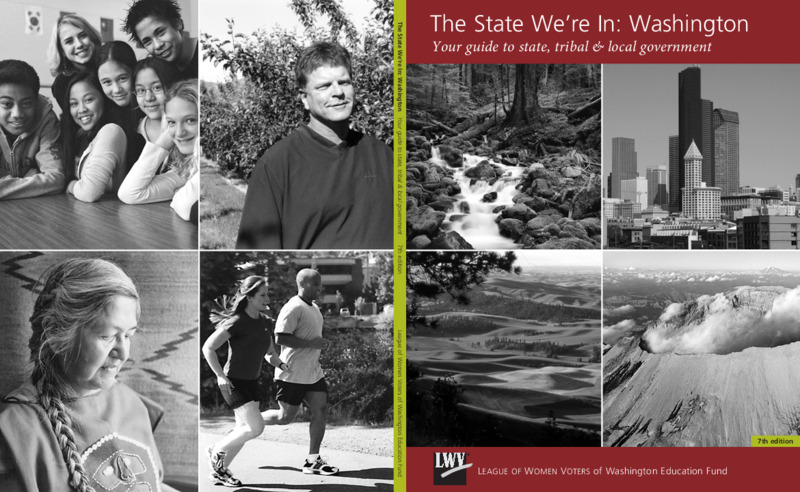 The State We're In: Washington. Your guide to state, tribal & local government