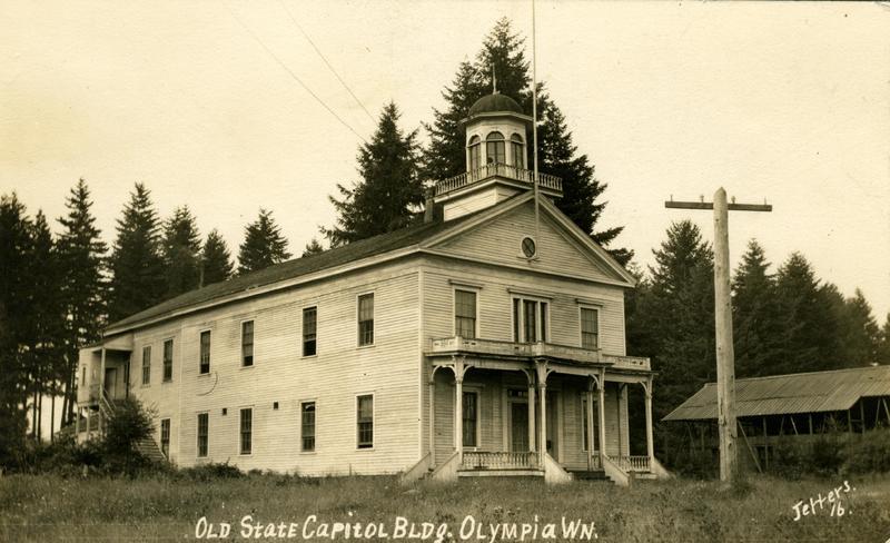 Territorial Capitol Building