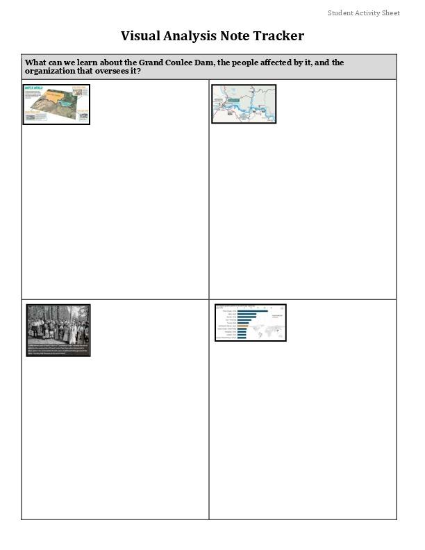 Visual Analysis & Deep Read Note Tracker Activity Sheet.pdf