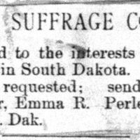 Page 53 : Equal Suffrage Column