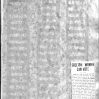 Page 062 : Shelton Women Can Vote