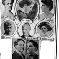 Page 150 : Chicago Speakers Who Won Victory at Springfield for Women's Votes