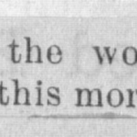 Page 30 : [news clipping: Emma Smith DeVoe heads east]