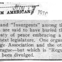 Page 187 : [Two Suffrage Groups Working Together]