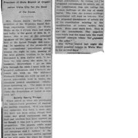 Page 006 : Works Hard For Women: President of Equal Suffrage Association is Now in Walla Walla