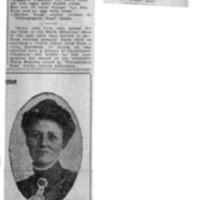 Page 142 : Versatile Hen Is Suffragette