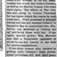 Page 059 : Mrs. DeVoe at Washington