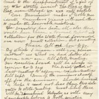 Letter from Luci Isaacs to Emma Smith DeVoe, 6/22/1908, page 3