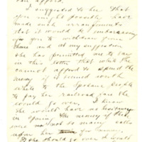 Letter from Adella Parker to May Arkwright Hutton, 12/11/1908, page 2