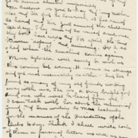 Letter from Sara Callow to Emma Smith DeVoe, 3/15/1908, page 2