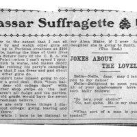 Page 179 : Diary of a Vassar Suffragette