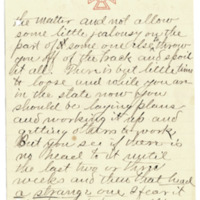 Letter from Wilder Nutting to Emma Smith DeVoe, 7/12/1895, page 5