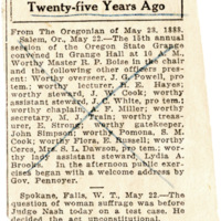 Page 007 : Twenty-Five Years Ago
