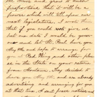 Letter from Julia Nelson to Emma Smith DeVoe, 4/22/1895, page 2