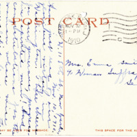 Letter from Rose Glass to Emma Smith DeVoe, 11/10/1910, page 2