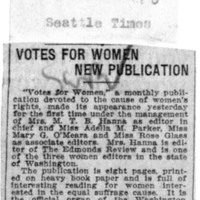 Page 013 : Votes for Women New Publication