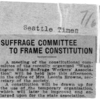Page 091 : Suffrage Committee to Frame Constitution