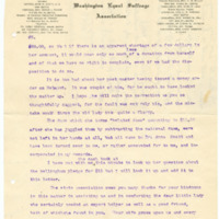 Letter from Cora Smith Eaton to John DeVoe, 11/6/1907, page 2