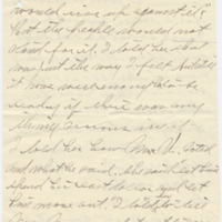 Letter from Anna Goodwin to Emma Smith DeVoe, 12/26/1910, page 2