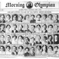 Page 130 : Graduating Class Of Olympia High School