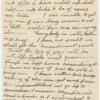 Letter from Luci Isaacs to Emma Smith DeVoe, 1/9/1909, page 2