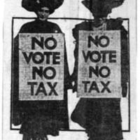 Page 029 : Militant Suffrage Strikes Chicago