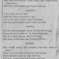 Page 18 : [news clipping: lyrics of Two State Injine]