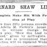 Page 030 : Bernard Shaw Liked