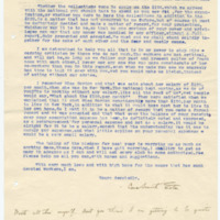Letter from Cora Smith Eaton to Emma Smith DeVoe, 8/28/1908, page 4