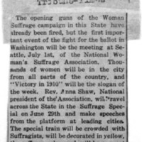 Page 004 : [news reprint: Women in Seattle for Convention]