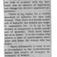 Page 129 : Dr Matthews Says Male-it is Ails Agitators
