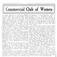 Page 020 : Commercial Club of Women