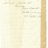Letter from Linda Jennings to Emma Smith DeVoe, 11/14/1910, page 2