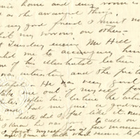 Letter from Edyth Weatherred to Emma Smith DeVoe, 4/16/1912, page 3