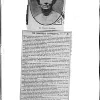 Page 004 : The Dangerous Suffragette
