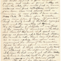 Letter from Wilder Nutting to Emma Smith DeVoe, 6/25/1895, page 2