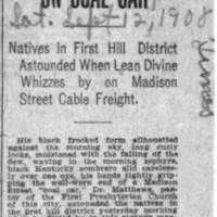 Page 026 : Dr. Matthews Rides on Coal Car