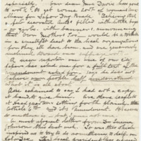Letter from Luci Isaacs to Emma Smith DeVoe, 8/21/1910, page 2