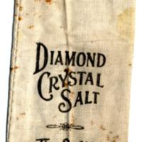 Page 68 : Diamond Crystal Salt Bag (back)