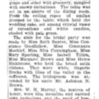 Page 131 : J. De K. Brown Weds Seattle Girl