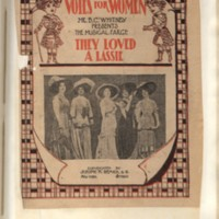 Page 158 : Vote for Women: They Loved A Lassie