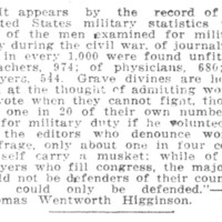 Page 013 : [Those unfit to fight denounce woman suffrage]