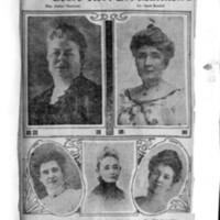 Page 016 : Five Seattle Women Who Score Rev. Dr. Matthews