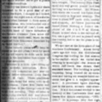 Page 64 : J.H. DeVoe letter 1/21/1891- 1/23/1891