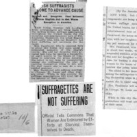 Page 007 : Suffragettes Are Not Suffering