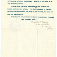 Letter from Martha Almy to Emma Smith Devoe, 2/3/1894, page 2