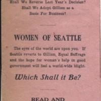 Page 300 : Men of Seattle... Women of Seattle...