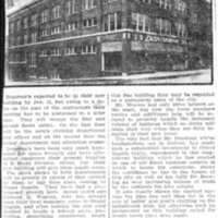 Page 5 : [news clipping: Donovan's grand opening]