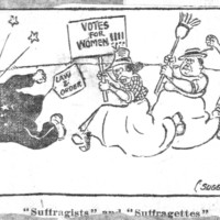 """Page 026 : """"Suffragists"""" and """"Suffragettes"""""""